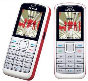 Nokia 5070 Mobile - C: 0276