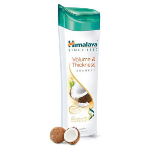 Himalaya Volume & Thickness Shampoo With Coconut Oil 400 ml