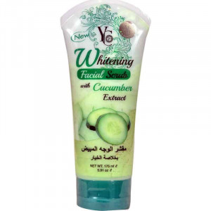 YC- Whitening Facial Scrub with Cucumber Extract - 175 ml