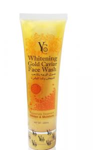 YC Whitening Gold Caviar Face Wash - 100ml Thailand